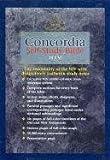 Robert G. Hoerber: Concordia Self-Study Bible-NIV