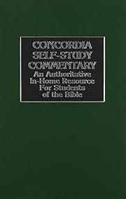 Concordia Self-Study Commentary by Concordia…