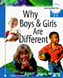 Greene, Carol: Why Boys and Girls Are Different: For Ages 3 to 5 and Parents