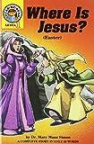 Mary Manz Simon: Where Is Jesus?: Matthew 27: 62-66, 28: 1-9 (Easter) (Hear Me Read Series)