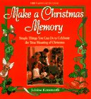 Make a Christmas Memory: Simple Things You…