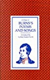 Burns, Robert: Choice of Burns' Poems and Songs