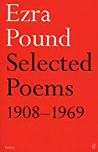 Selected Poems, 1908-1959 by Ezra Pound