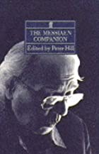 The Messiaen Companion by Peter Hill