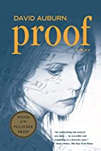 Proof by David Auburn