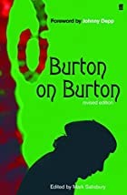 Burton on Burton by Tim Burton