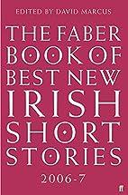 The Faber Book of Best New Irish Short…