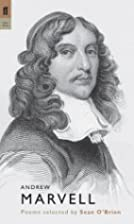 Andrew Marvell (Poet to Poet Book 31) by…