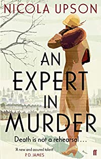An Expert in Murder cover