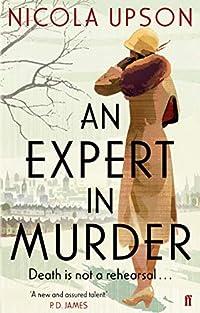 An Expert in Murder cover