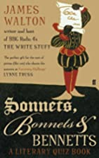 Sonnets, Bonnets and Bennetts: A Literary…