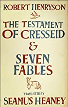 The Testament of Cresseid & Seven Fables by…