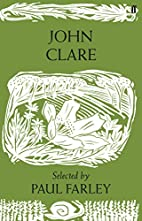 John Clare: Poems. Selected by Paul Farley…