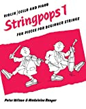 Wilson, Peter: Stringpops 1: Fun Pieces for Absolute Beginners (Piano Score) (Score) (Faber Edition: Stringpops)