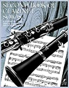 2nd Book of Clarinet Solos by Various