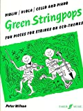Wilson, Peter: Green Stringpops: Fun Pieces for Strings on Eco-Themes (Piano Score) (Score) (Faber Edition: Stringpops)