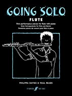 Going Solo -- Flute (Faber Edition: Going…
