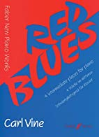 Red blues : 4 intermediate pieces for piano…