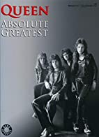 Queen: Absolute Greatest (Piano, Vocal,…