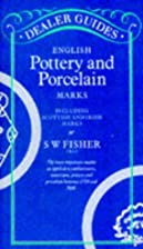 English Pottery and Porcelain Marks:…