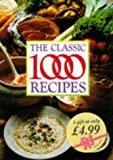 Black, Maggie: The Classic One Thousand Recipes