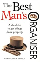 The Best Man's Organiser (Getting It Right)…
