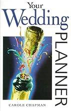 Your Wedding Planner (The Wedding…