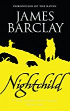 Nightchild (Gollancz) by James Barclay