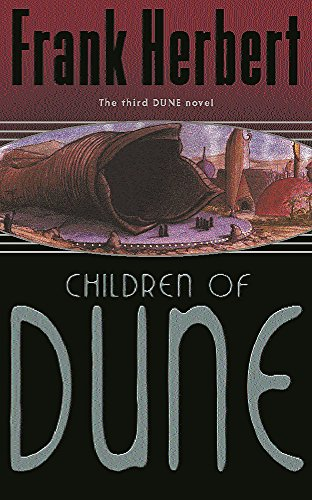 Cover of Children of Dune by Frank Herbert