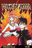 Anzai, Nobuyuki: Flame of Recca: v. 1 (Manga)