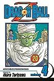 Toriyama, Akira: Dragon Ball Z Volume 4: v. 4 (Manga)