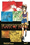 Anzai, Nobuyuki: Flame of Recca Volume 7