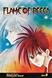Anzai, Nobuyuki: Flame of Recca Volume 8