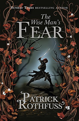 Cover of The Wise Man's Fear by Patrick Rothfuss