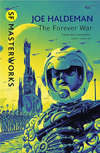 Cover of The Forever War by Joe Haldeman