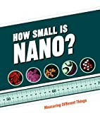 How Small is Nano? by NY Sciencenter Ithaca