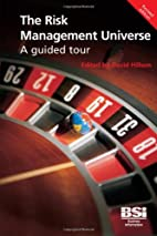 The Risk Management Universe: A Guided Tour…