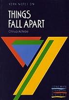 Chinua Achebe's Things Fall Apart…