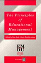 The Principles of Education Management