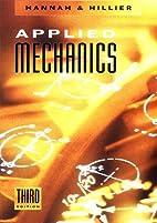 Applied Mechanics by John Hannah