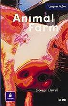 Animal Farm: A Fairy Story (Longman Fiction…