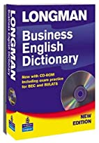 Longman Business English Dictionary by…