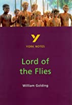 York Notes: LORD OF THE FLIES / William…