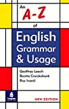Ivanic, Roz: An A-Z of English Grammar and Usage