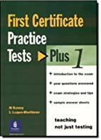 First Certificate English Practice Tests…