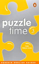 Puzzle Time: Penguin Reader Level 4& 5 3…