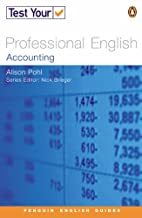 Accounting Professional English (Test Your…