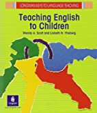 Teaching English to Children by Wendy A.…