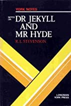 Notes on Stevenson's Doctor Jekyll and…
