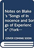 Hyland, Dominic: Songs of Innocence, and Songs of Experience: Notes